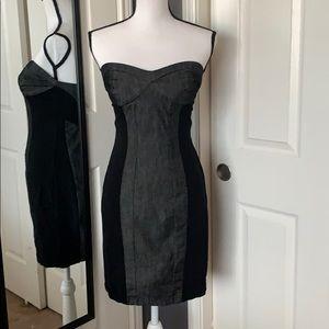 NEW LISTING! Diesel strapless dress